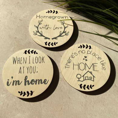 Home Themed Disc Pack