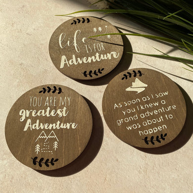 Adventure Themed Disc Pack