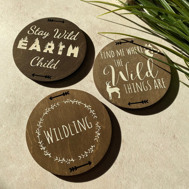 Wildling Themed Disc Pack