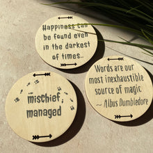 Potter Themed Disc Pack