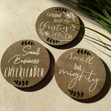 Shop Small Themed Disc Pack