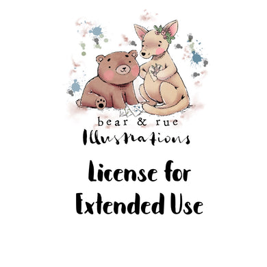 LICENSE for EXTENDED USE
