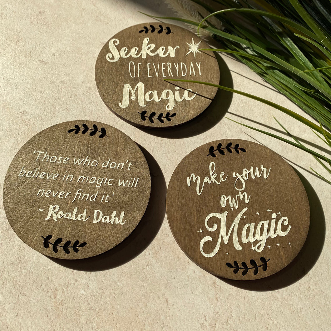 Magic Themed Disc Pack