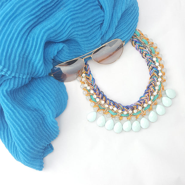 Blue necklace #111? - Hijabsandstuff
