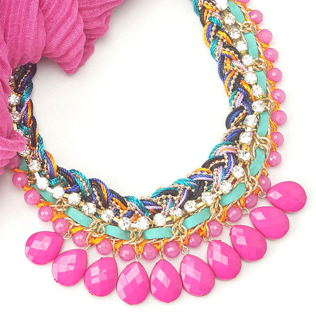 Pink necklace #111? - Hijabsandstuff