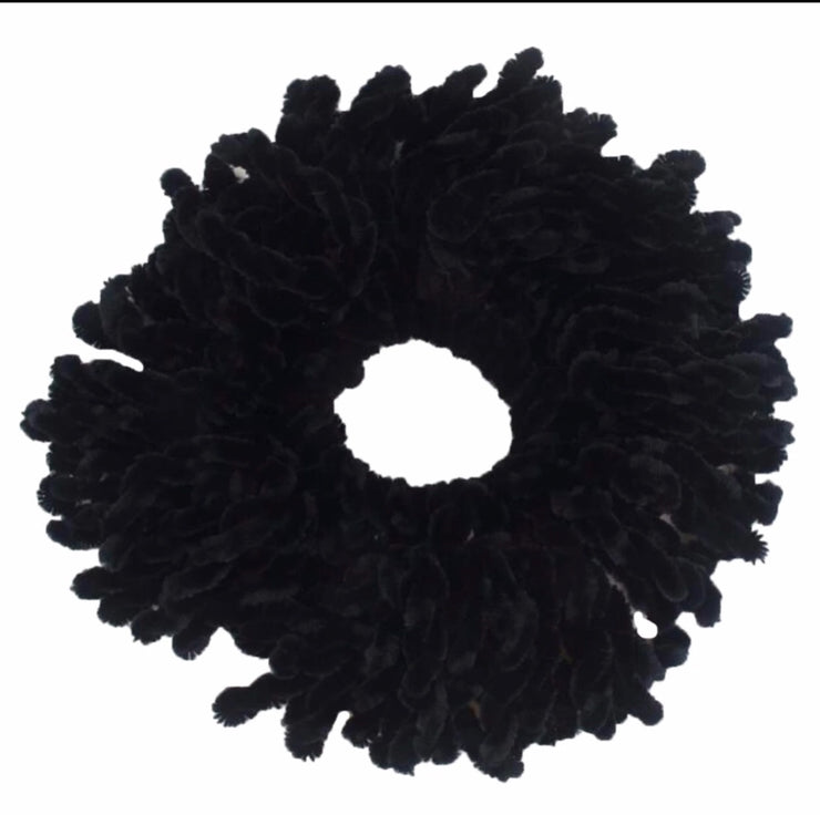 Volumizing Scrunchie - Black