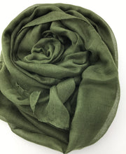 Viscose - Basil Green