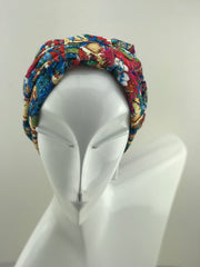 Turban - Stylish snake skin (last piece)
