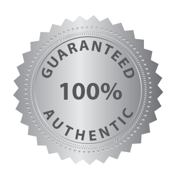 Guaranteed Authentic Badge
