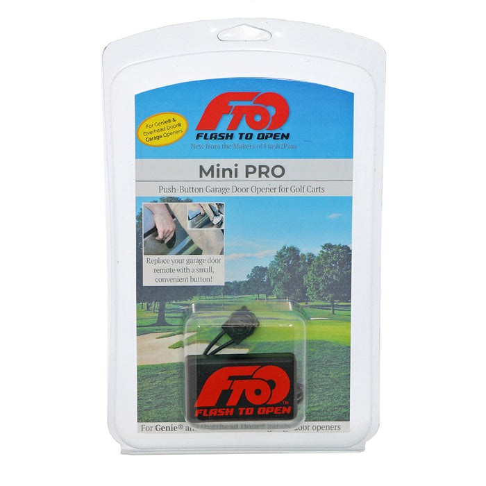 Mini PRO for Golf Carts – Genie