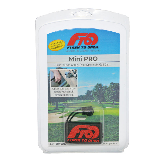 Mini PRO for Golf Carts – LiftMaster