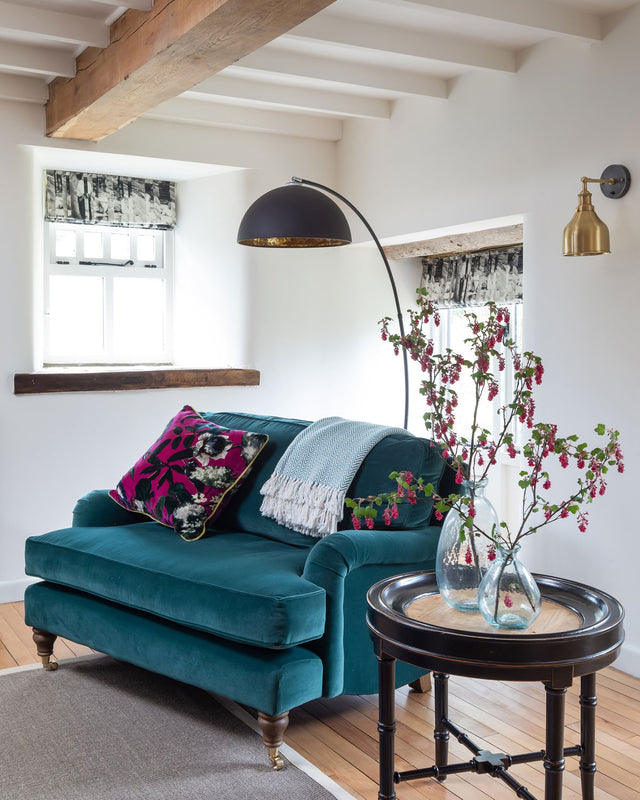 Four ways to dress windows to add character to a room