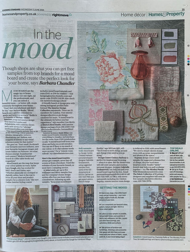 In the Mood - Evening Standard