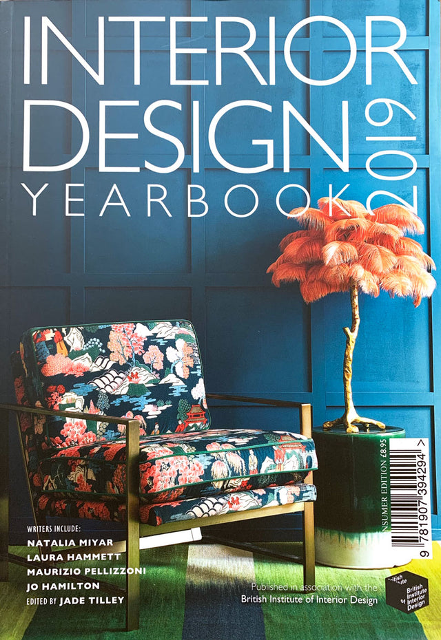 Interior Design Yearbook 2019 features company profile of The Monkey Puzzle Tree