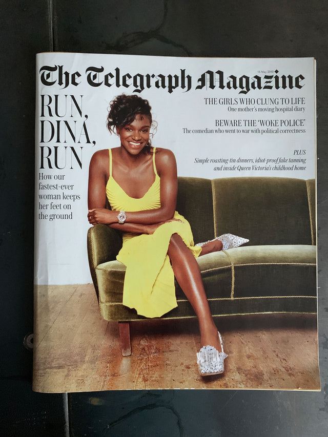 The Telegraph Magazine featuring The Monkey Puzzle Tree