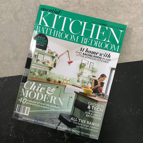 The Monkey Puzzle Tree feature in the April 2018 Edition of Essential Kitchen Bathroom and Bedroom