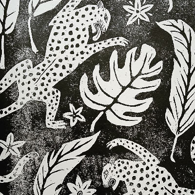 How the Leopard got his Spots into print by Alexis Snell for The Monkey Puzzle Tree