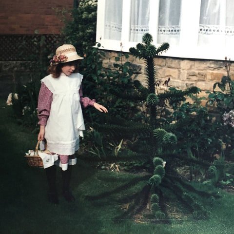 Charlotte Raffo and The Monkey Puzzle Tree