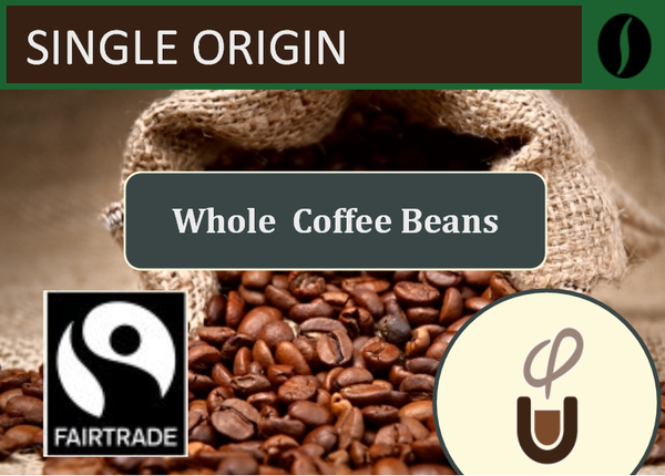 Single Origin Ethiopian Fair Trade Organic (1kg)