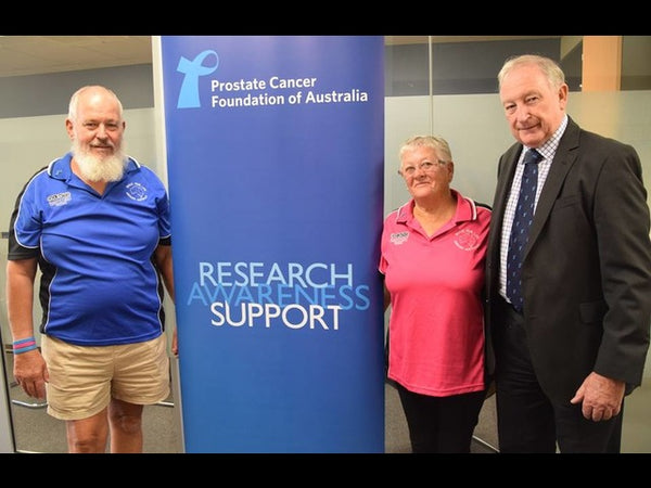 Prostate Cancer Foundation of Australia Limited - Community Pod - Coffee that Gives