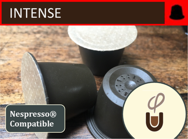 Nespresso® Compatible Intense - Community Pod - Coffee that Gives