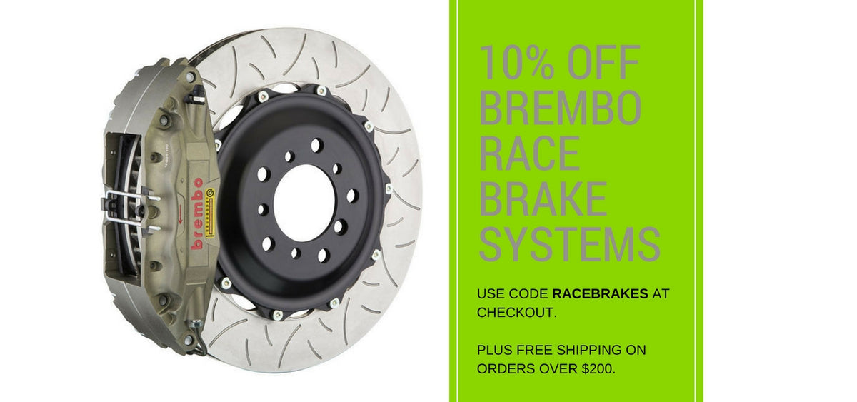 Brembo Race Brake Systems