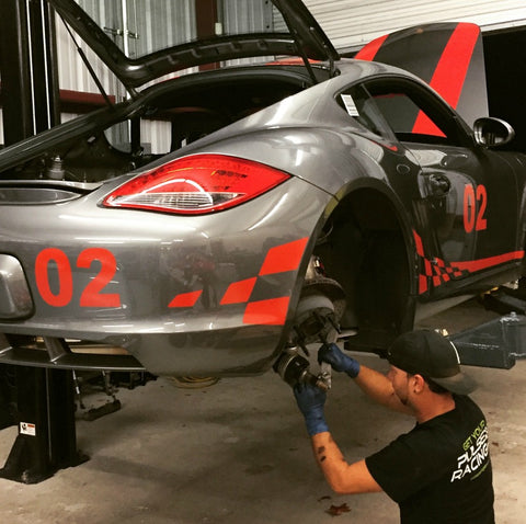 Porsche repairs and service
