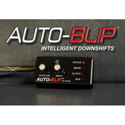 AUTO-BLiP Intelligent Downshifts