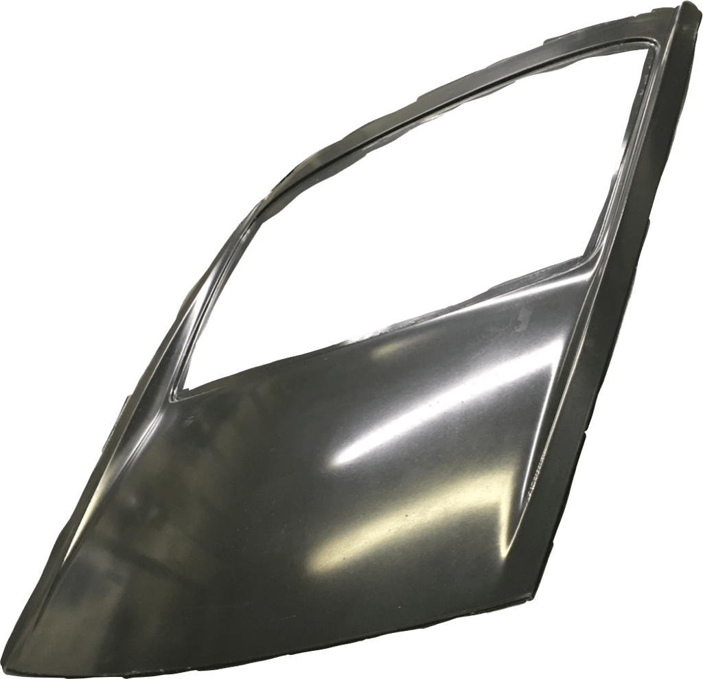 Carbon Fiber Rear Hatch