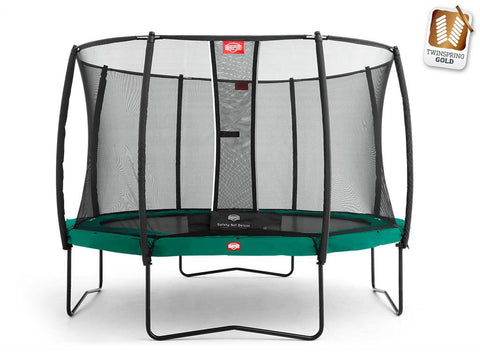 BERG Champion + Safety Net Deluxe