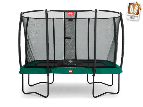BERG EazyFit (Regular) + Safety Net Deluxe EazyFit
