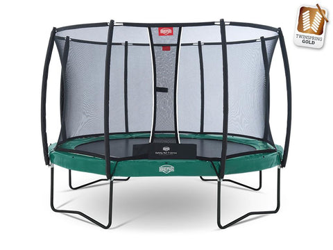 BERG Elite + Safety Net T-series