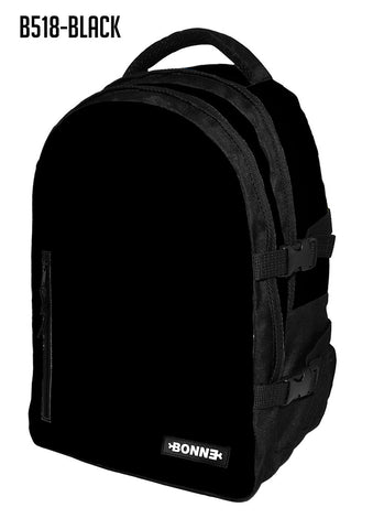 School Bag Black 21L
