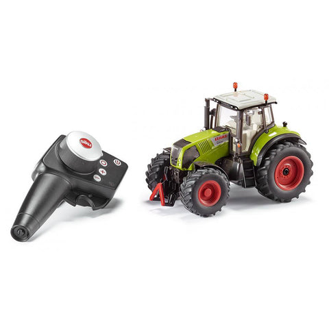 Claas Axion 850 + R/C