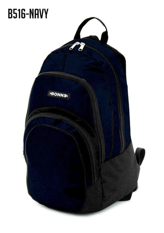 School Bag Navy 20L