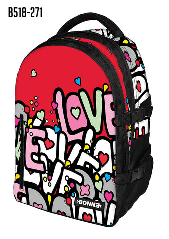 School Bag Love 21L