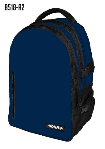 School Bag Blue 21L