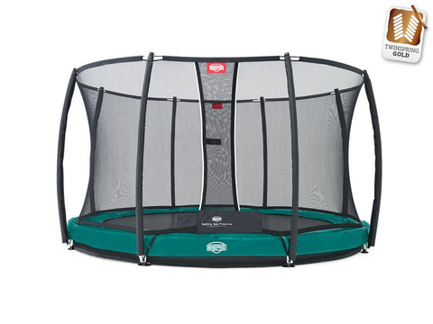BERG Elite+ InGround + Safety Net T-series