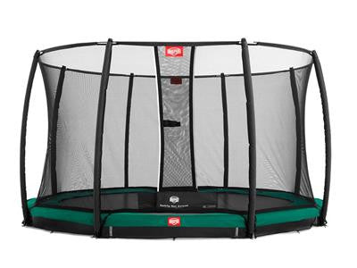 BERG InGround Favorit + Safety Net Deluxe