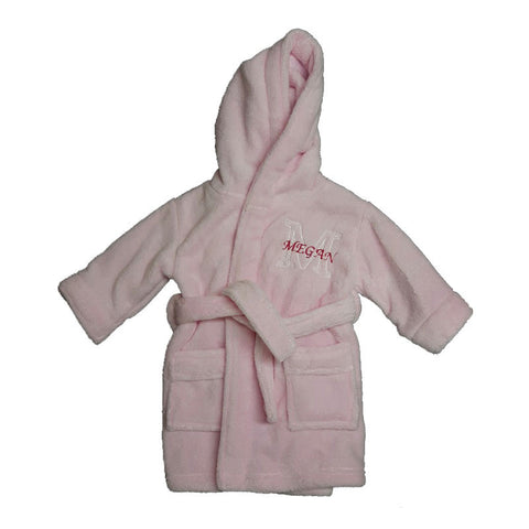 Baby & Child's Bathrobe - Pink