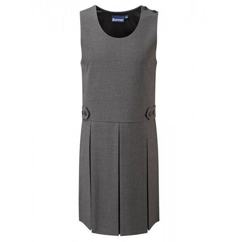 St. Patrick's N.S. Castletown Grey Pinafore
