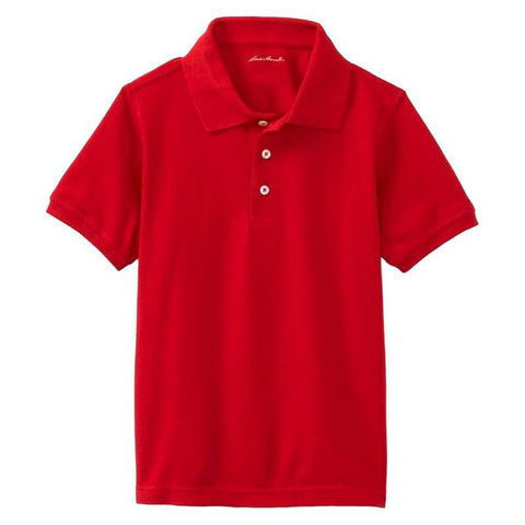 Scoil Naomh Barra N.S. Wilkinstown Polo Shirt - Red