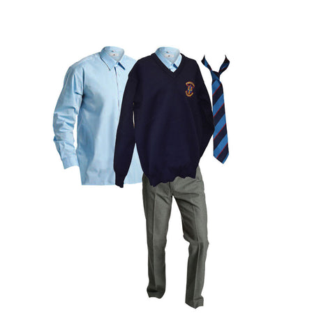 St. Patrick's Classical School Uniform Starter Pack