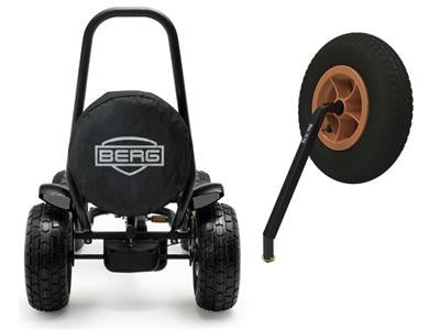 BERG Spare Wheel X-Cross