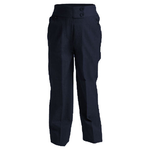 St Anne's Loreto Primary School Girls Trousers - Navy