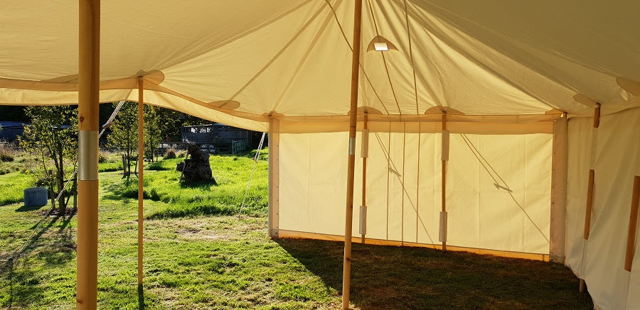 26 x 14ft BCB Tent - UK Manufactured - Made to Order and Price on Request
