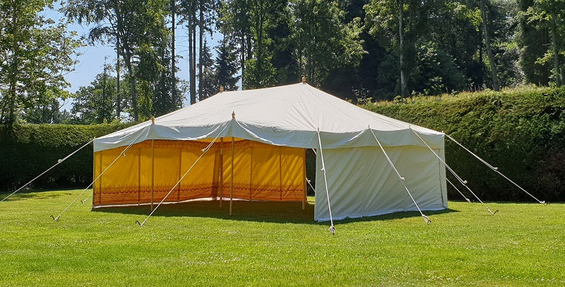 Bazaar Tent  26 x 14ft (Metal Poles) - Available early August 21