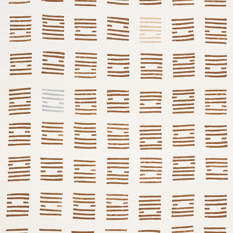 Tiasquam Teak - Fabric By The Yard