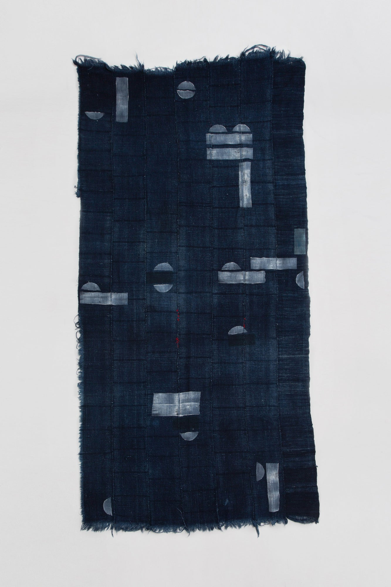 Vintage Indigo Mud Cloth - Limited Edition 2