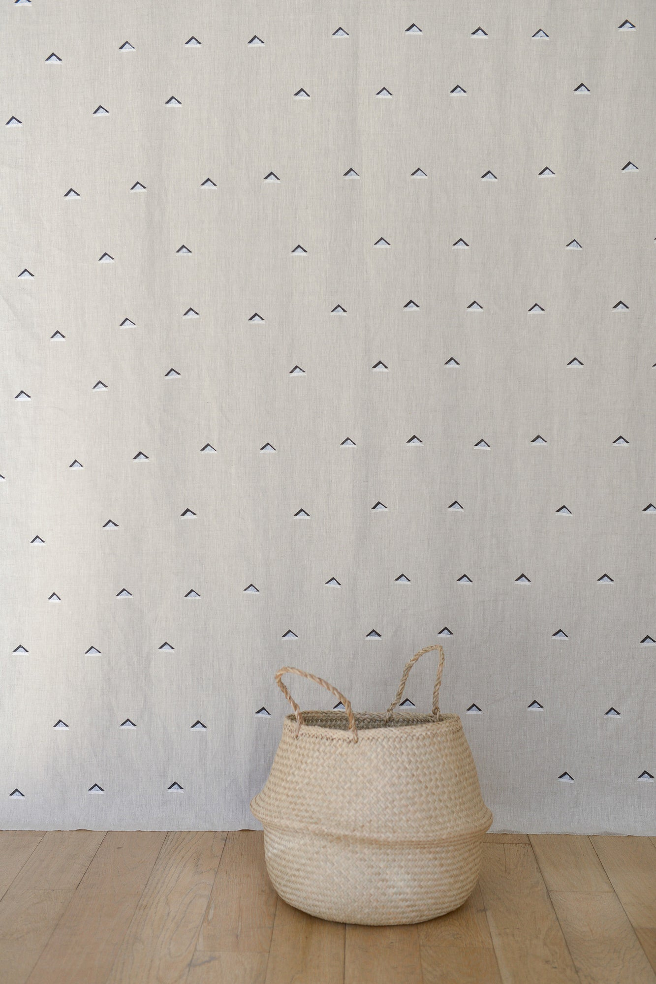 Double Triangle - Fabric by the Yard
